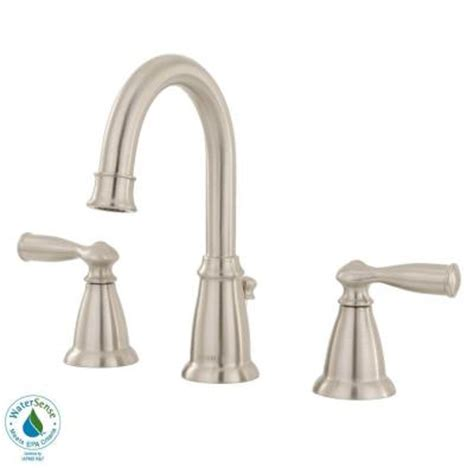 home depot bathroom sink faucets moen moen banbury 8 in widespread 2 handle high arc bathroom