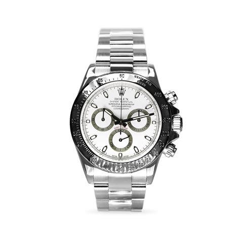 Rolex Steel Cosmograph Daytona 116520 - Watches from David ...
