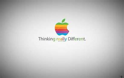 Apple Different Think Wallpapers Inc Apples Logos