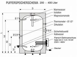 Warmwasserspeicher An Heizung Anschließen : 200 liter elektro warmwasserspeicher 2 kw heizung solar24 ~ Buech-reservation.com Haus und Dekorationen