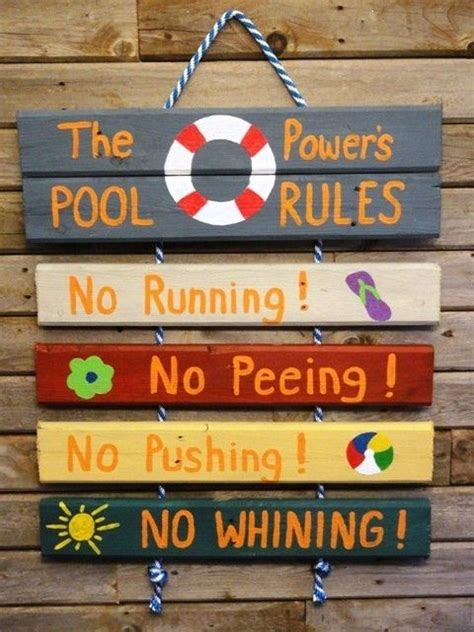 25 best ideas about swimming pool signs on swimming pool signs and pool