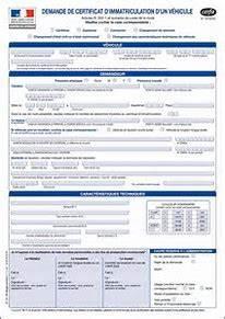 Depassement Delai 1 Mois Carte Grise : duplicata de certificat d 39 immatriculation ~ Medecine-chirurgie-esthetiques.com Avis de Voitures