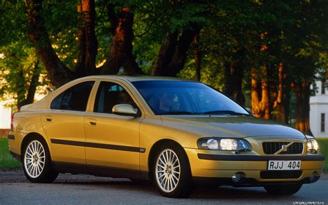 Volvo S60 2001 by 2001 Volvo S60 Information And Photos Momentcar