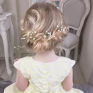 40 Cool Hairstyles for Little Girls on Any Occasion Formal updo, Updo and Formal