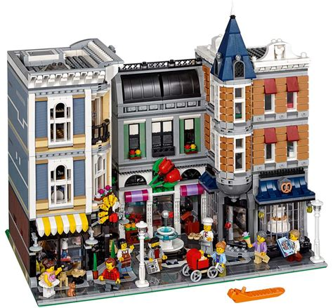 Lego Creator Assembly Square (10255) 2017 Neues Modular
