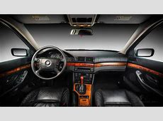 BMW E39 Interior With Vavona Wood Accents RE Barber