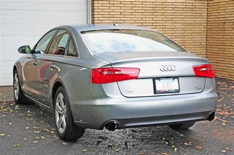 Awe Tuning Audi C7 A6 3.0t Touring Edition Exhaust