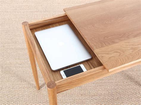 petit bureau de travail petit bureau ou table de travail en chêne modèle scandi 02