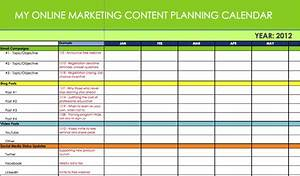 5 easy simple ways to create a winning pinterest With strategic planning calendar template