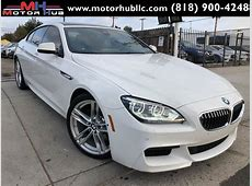 2015 BMW 6 Series 640 Gran Coupe Stock # B53762 for sale