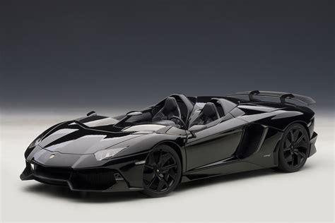 lamborghini aventador j roadster price lamborghini aventador j roadster black 1 18 autoart 74676 convertible sesto ebay