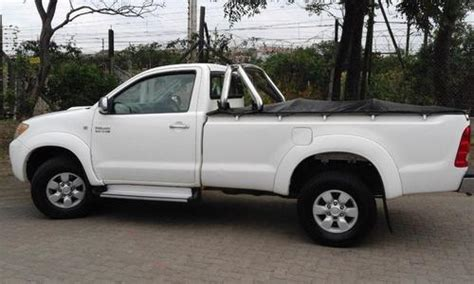 toyota 2008 toyota hilux single cab 3 0 d4d was listed for r175 999 00 on 24 jun at 14