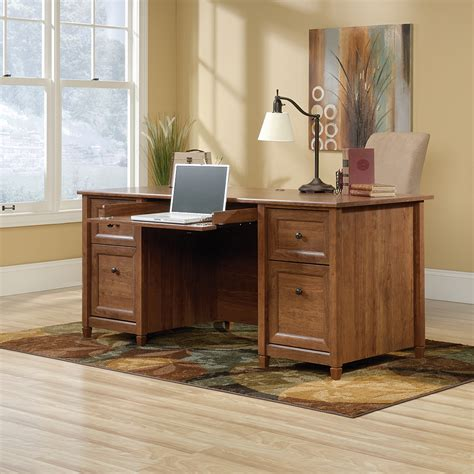 Sauder Edge Water Executive Desk by Sauder Edge Water Executive Desk