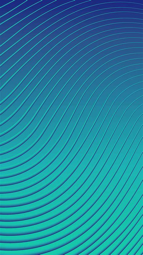 vp curve blue green pattern wallpaper