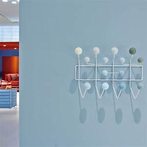 Hang It All Garderobe : vitra hang it all garderobe wei multitone charles ray ~ Michelbontemps.com Haus und Dekorationen