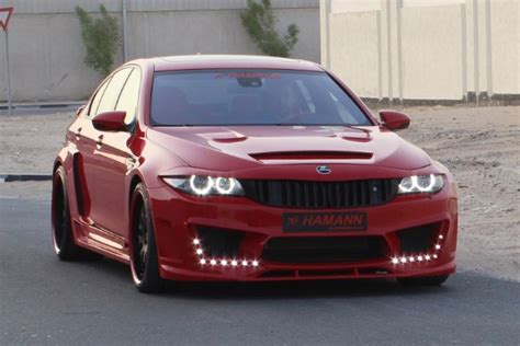 Super Weird Bmw M5 By Hamann Unveiled In Dubai