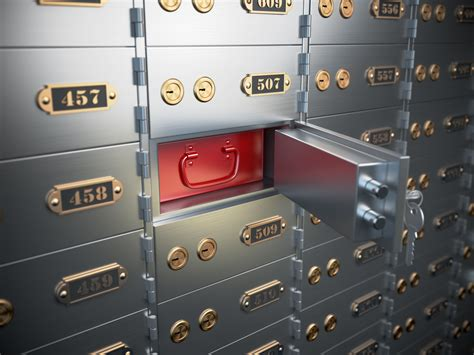 safe deposit box   store   store
