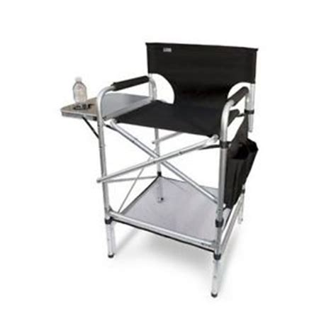 portable folding directors chair makeup artist show