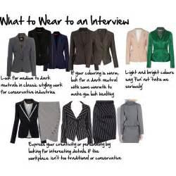 What to Wear Job Interview Women