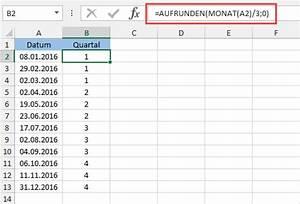 Excel Datum Berechnen : excel quickies vol 22 der tabellen experte ~ Themetempest.com Abrechnung