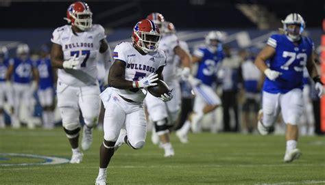 College football: No. 22 BYU hammers Louisiana Tech ...