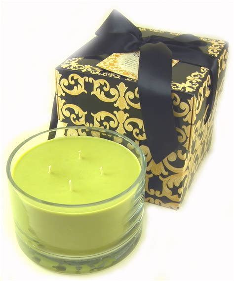 Exclusive Tyler 40 Oz 4-wick Scented Jar Candle