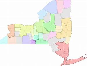 New York Statistical Areas
