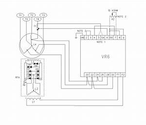 Wiring Diagrams    Vr6 Voltage Regulator  I02654568
