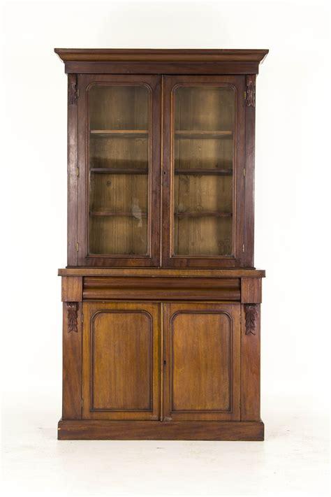 Bookcase Vintage by Antique Bookcase Mahogany Bookcase Bookcase