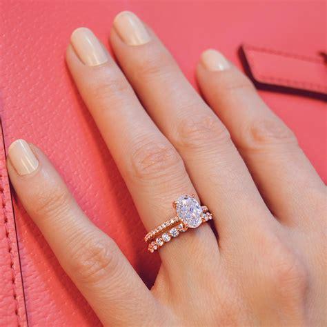 best wedding band style ascot diamonds