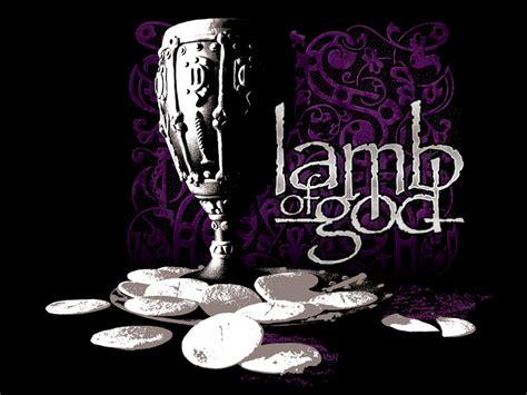 lamb  god sacrament album american metal band hd black