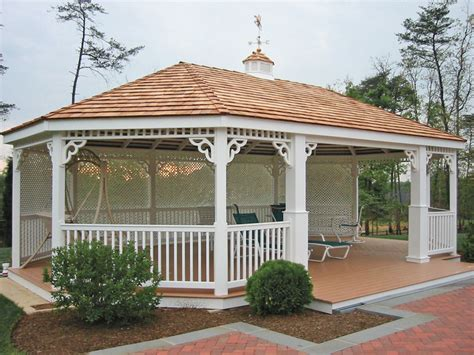 backyard gazebo custom gazebos backyard beyond