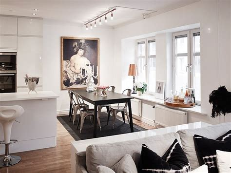 scandinavian apartments cozy scandinavian apartment with vintage touches digsdigs