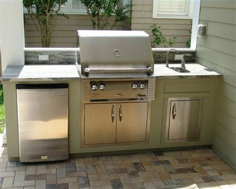 outside kitchen design ideas best small outdoor kitchen design ideas remodel pictures 3885