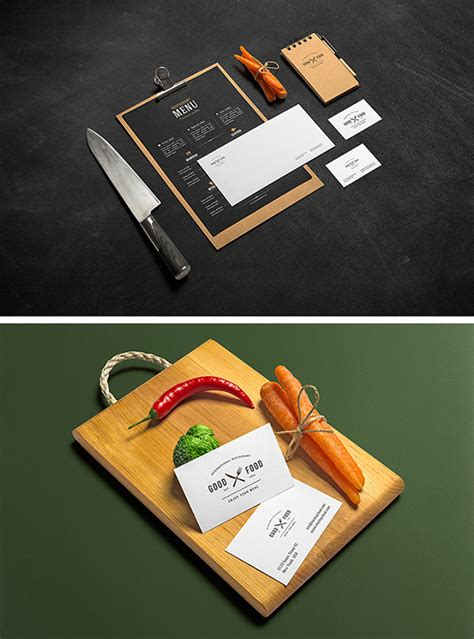 Get your free mockups here. 30+ Best Restaurant Mockup PSD Templates - Designazure.com
