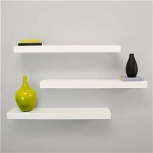 Max 8lb floating wall shelves. Nexxt Designs Floating Decorative Wall Shelf - 24-in - Set ...