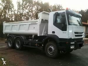 Iveco Camion Benne : camion iveco bi benne cif trakker 260 t 41 6x4 euro 5 occasion n 757883 ~ Gottalentnigeria.com Avis de Voitures