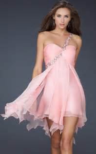 robe cocktail mariage pas cher la femme 16903 one sparkly pink prom stylecaster