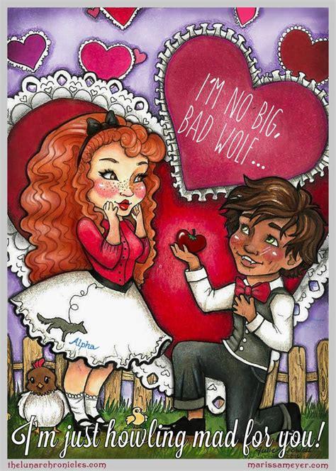 wolf scarlet valentine marissa meyer