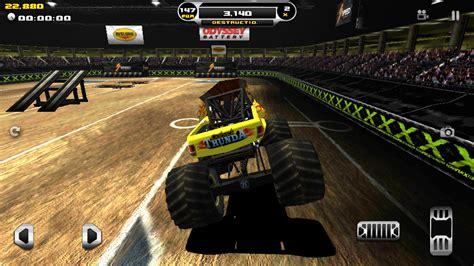 monster truck destruction android monster truck destruction на андроид скачать бесплатно с