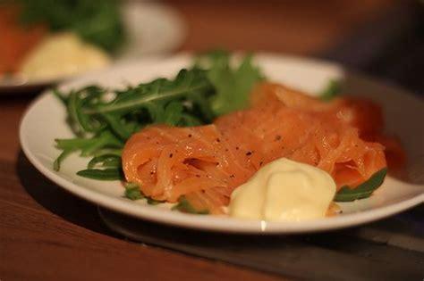 Smoked Salmon Starter  Fish  Pinterest  Smoked Salmon