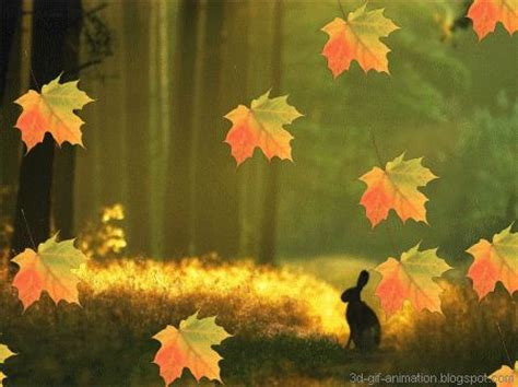 Animated Autumn Wallpaper - free animated gif wallpaper search