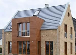 Fassadengestaltung Holz Und Putz : fassadengestaltung holzoptik ~ Michelbontemps.com Haus und Dekorationen