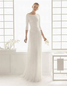 robe de mariee d39hiver simple 22 robes de mariee dhiver With robe de mariage simple