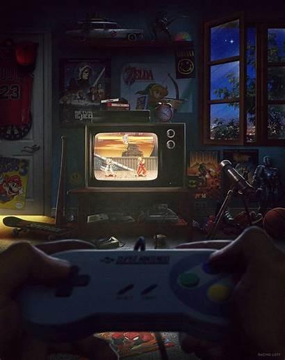 Retro Games Rachid Gaming Lotf Childhood Minecraft