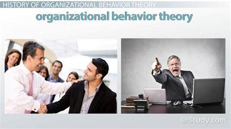 organizational behavior theory  business video