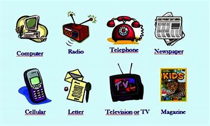 Communication Means Clipart Modes Email Clip Grade