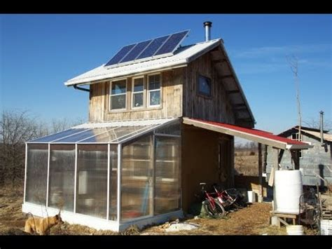 Environmentally Innovative Home by Innovative Small Sustainable Homes For Your Green
