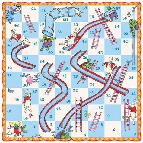 Chutes And Ladders Template by Chutes And Ladders Board Template Chutes And Ladders Board