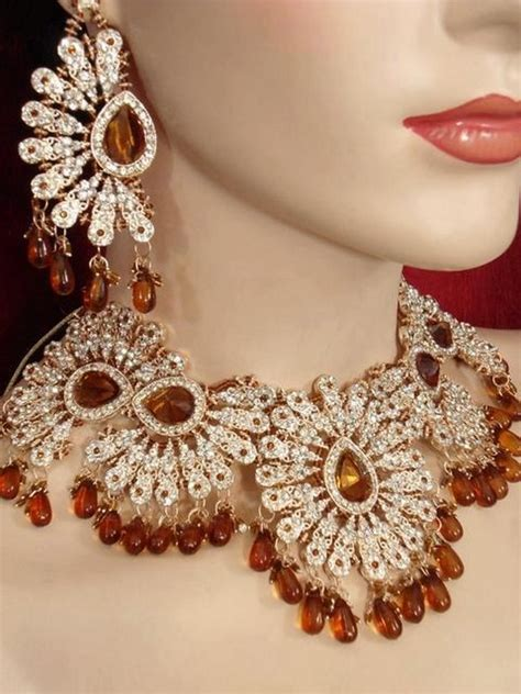 Bridal Jewelry by Indian Bridal Jewelry Set 2012 13 Fashion